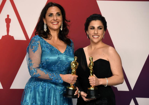 A surprising win at the Oscars for Netflix documentary on