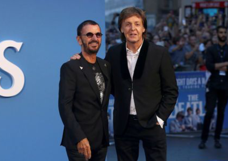 Goodbye Hello: Unseen Beatles footage becomes movie project