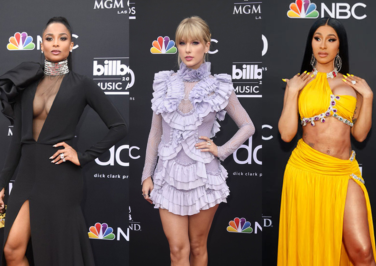 Billboard Music Awards: the red carpet hits and misses