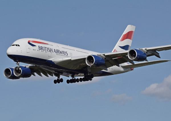 Oxygen masks 'accidentally' deployed on British Airways flight from