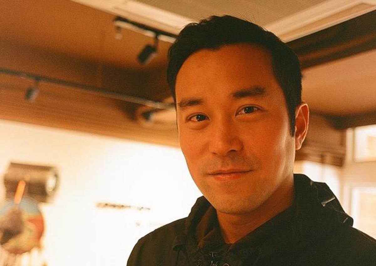 Joseph Chang's secretly marrie...