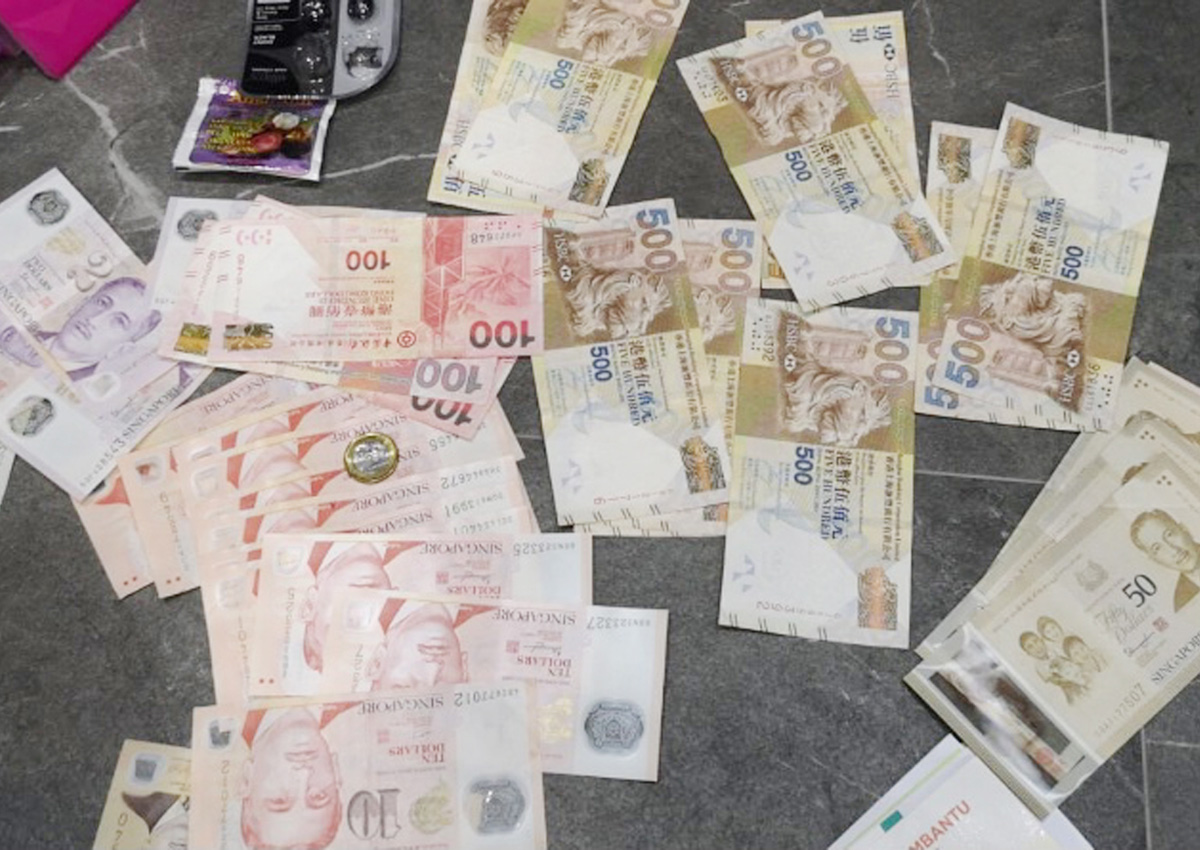 foto ufficiali 472a9 8c7f8 Maids work together to steal $8,000 from employer, Singapore ...