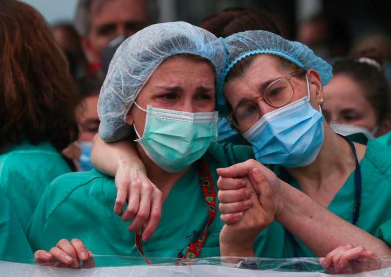 Coronavirus pandemic may bring 'major mental health crisis ...