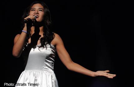 Singaporean lands role in Miss Saigon