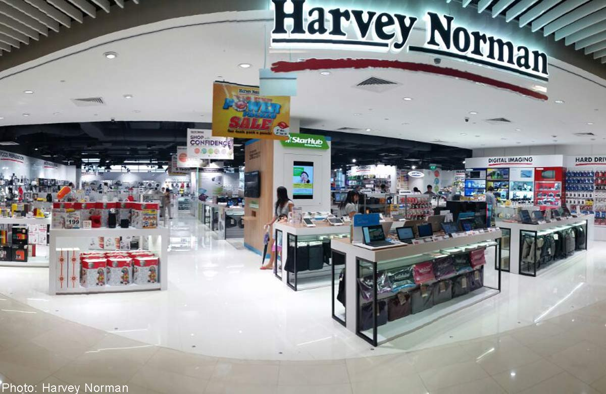 Harvey Norman opens its newest store at OneKM, News - AsiaOne