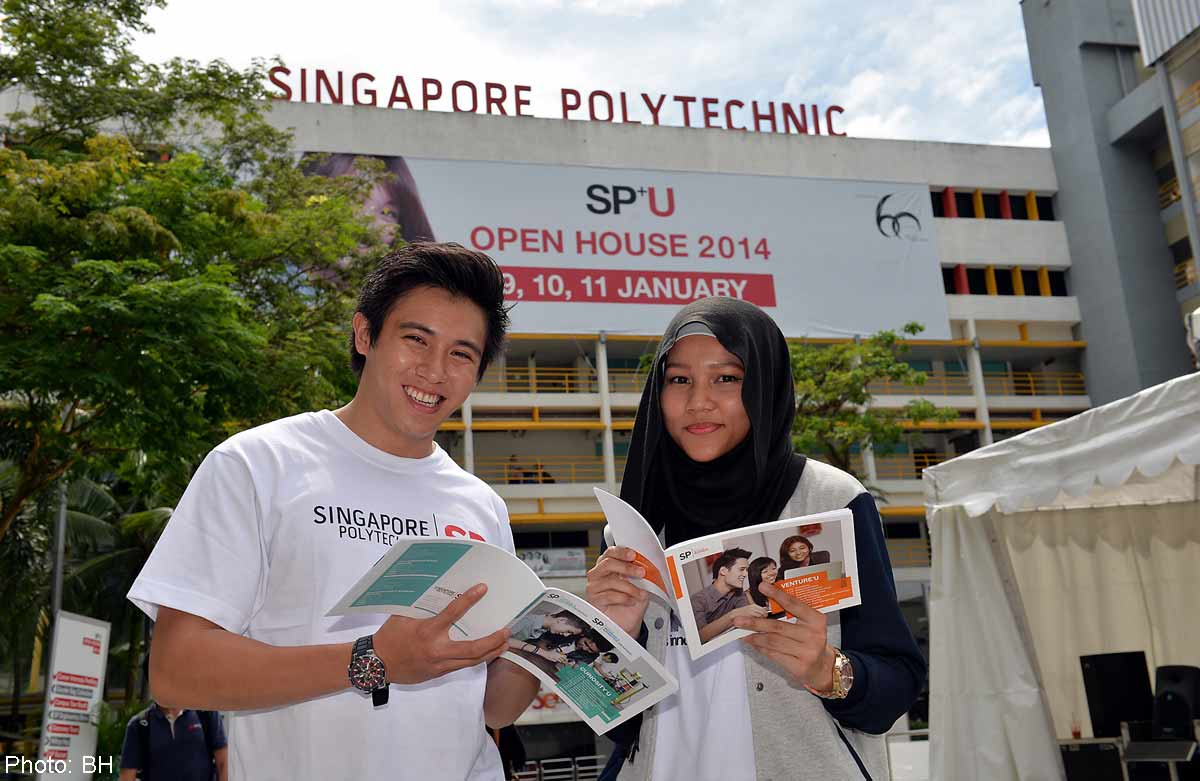 Higher fees for poly, ITE students next year , Singapore