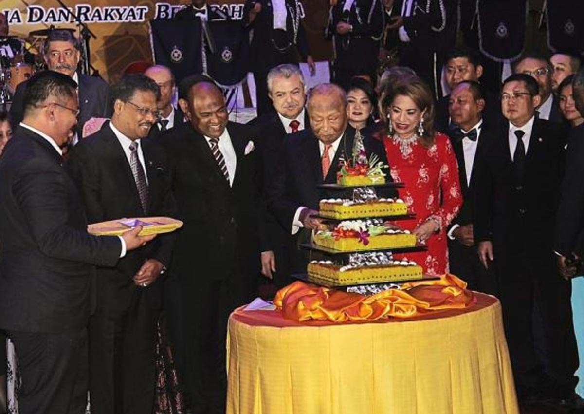 Prince Plans Pahang Sultan S 85th Birthday Bash From