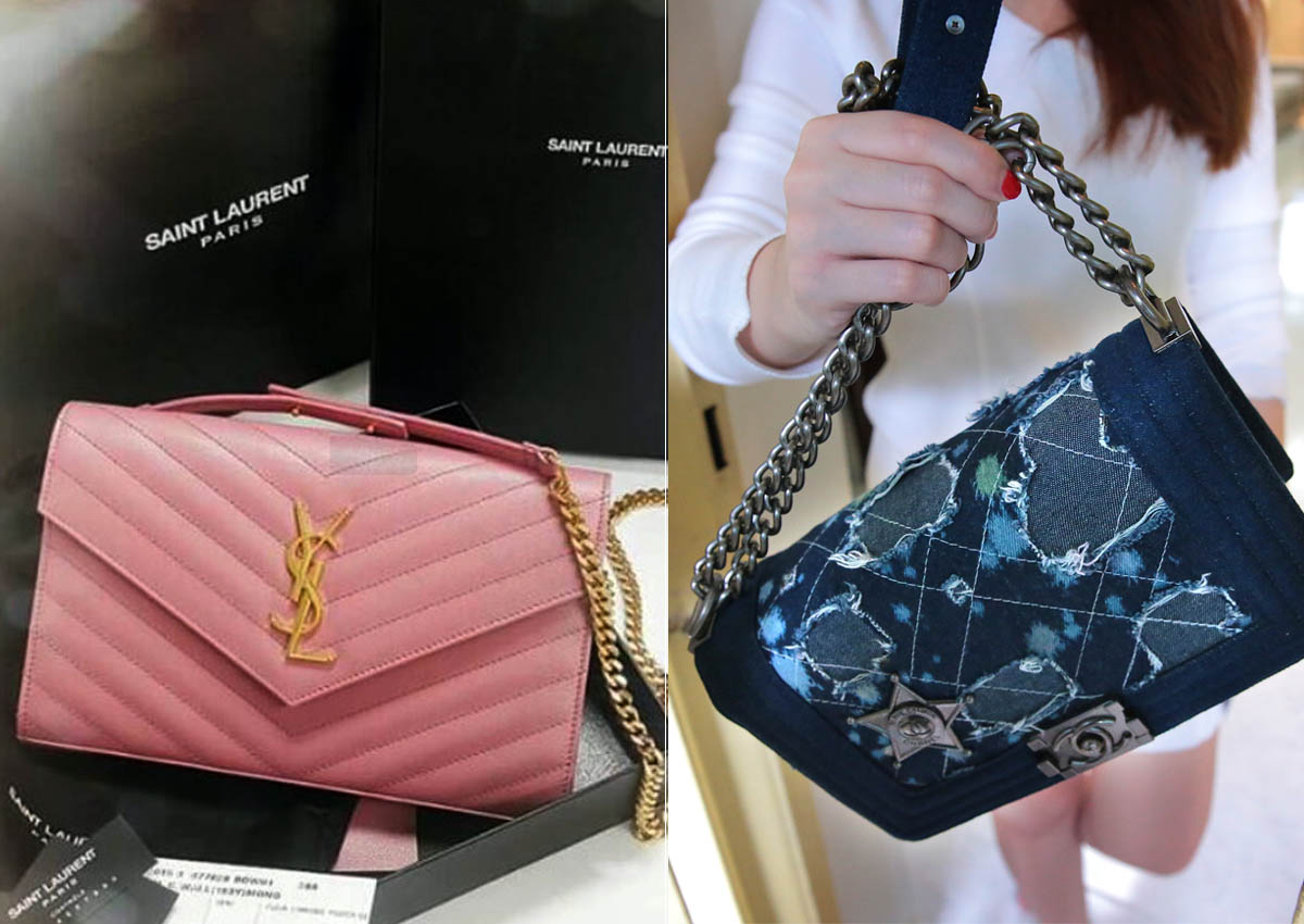 Online con  Woman traded  2,800 YSL bag for fake Chanel, , News - AsiaOne 784c1efe26