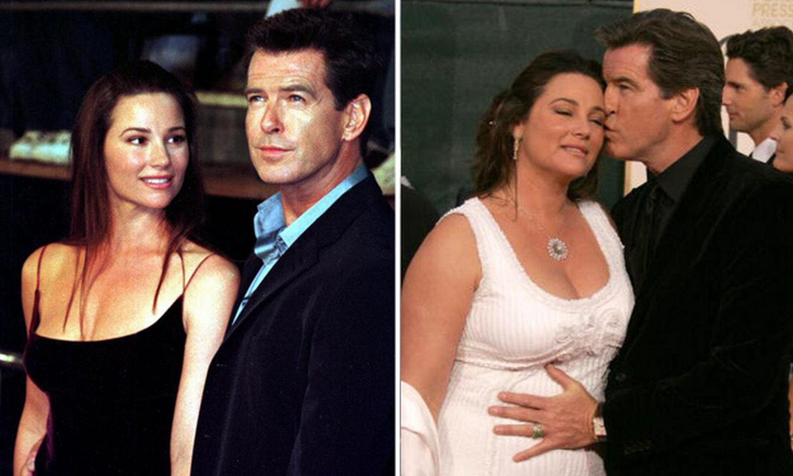 Home Design Story Online Actor Pierce Brosnan Threatens To Divorce Wife If She Goes