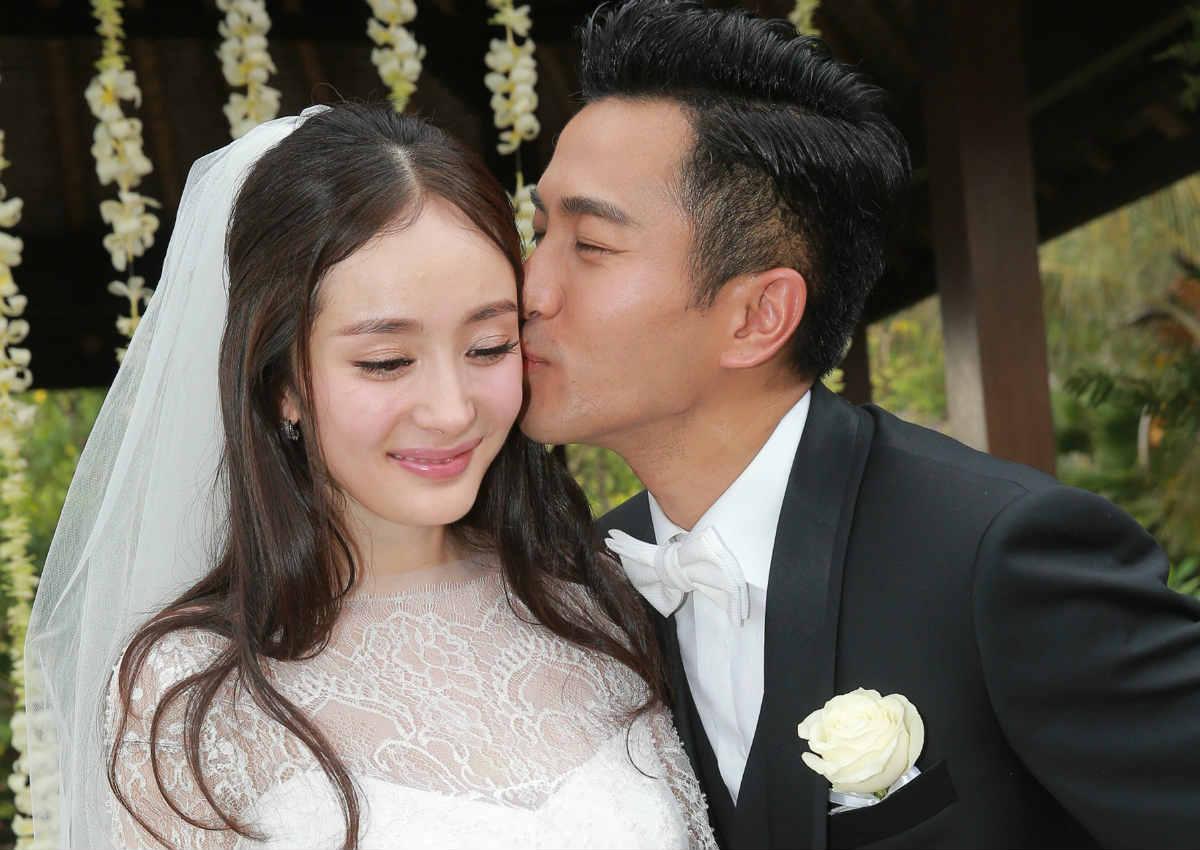 Yang Mi Says She Trusts Husband Hawick Lau Despite Reports