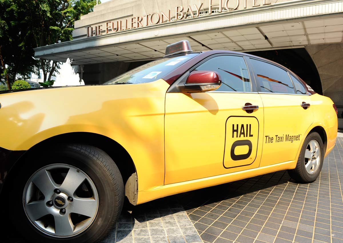 End of the road in Singapore for cab-booking app Hailo