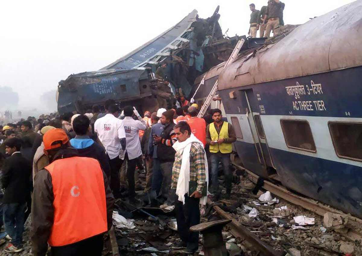 India train accident death toll rises to 96, Asia News - AsiaOne
