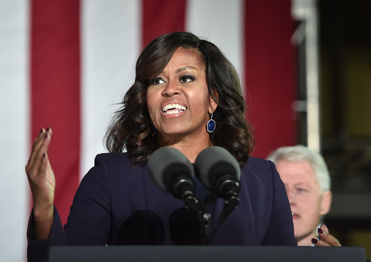 thesis of michelle obama Obama says trump has a history that needs to be examined 1 occidental college records sealed eetthp 2 columbia college records sealed 3, columbia thesis paper sealed 4, harvard college records sealed 5, selective service registration sealed e e e 6, medical records sealed 7, illinois state senate schedule sealed 8, illinois state senate records sealed 9.
