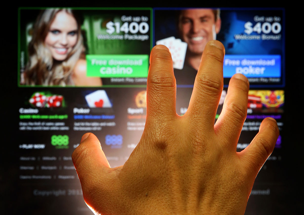 Heated exchange on bid to allow limited online gambling
