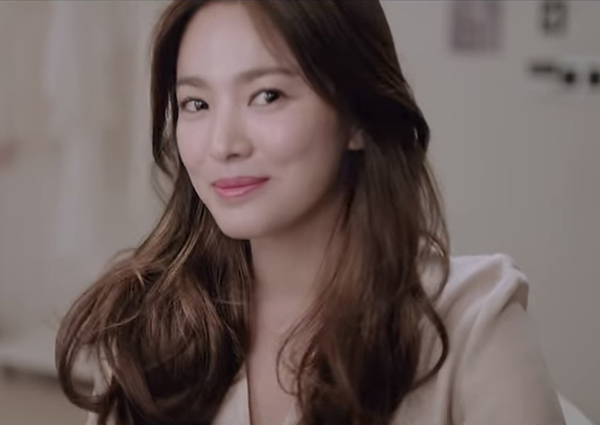Korean Actress Song Hye Kyo Shares Her New Beauty Secret