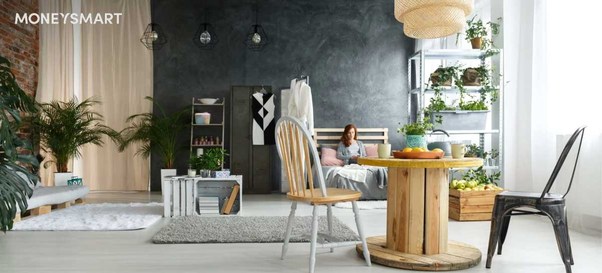 How To Furnish And Decorate Your New Home On A Budget