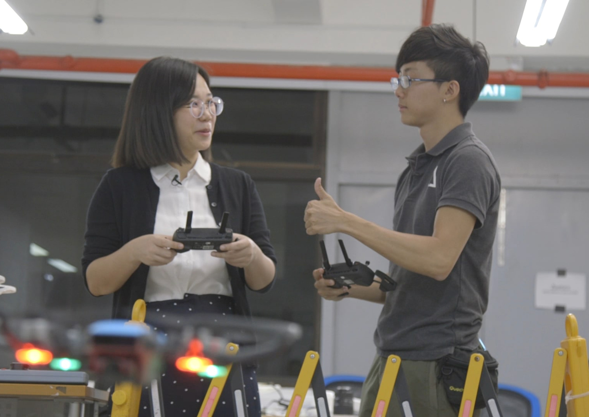 You Do   What? Episode 7: Drone Pilot, Singapore News - AsiaOne