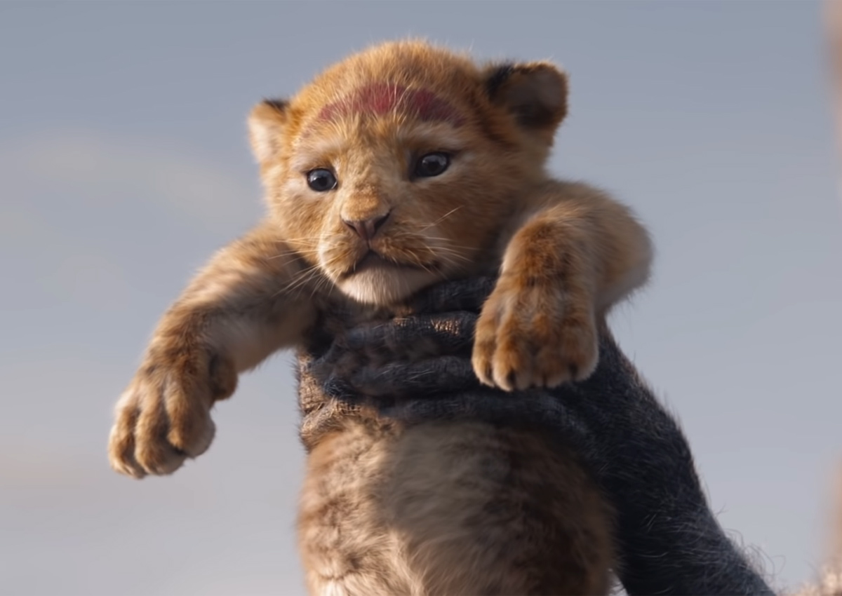 disney releases lion king trailer  entertainment news