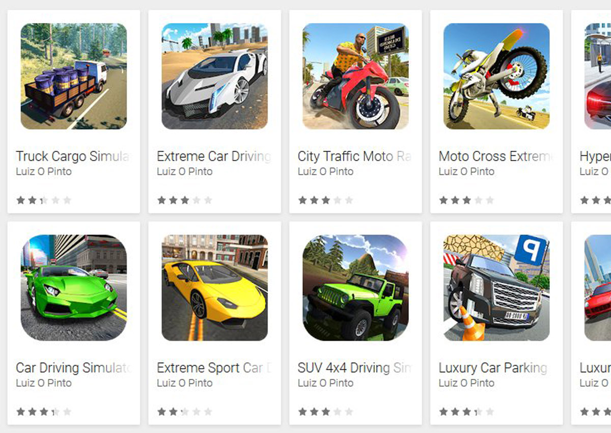 If you downloaded any of these 13 games from Google Play store, your device is infected with malware