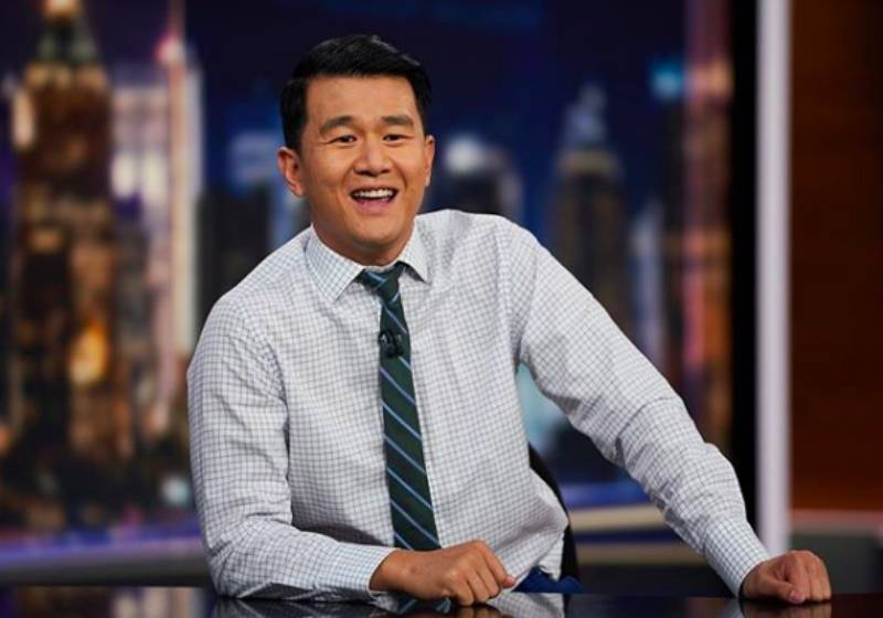 Comedian Ronny Chieng Bringing His Tone Issues To