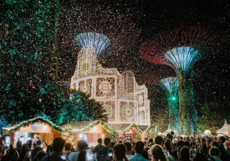 Gardens By The Bay Christmas Wonderland 2019 Ticket Prices Highlights And More Lifestyle News Asiaone