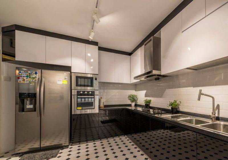 7 Practical Hdb Kitchen Designs For Your Hdb Home Lifestyle News Asiaone