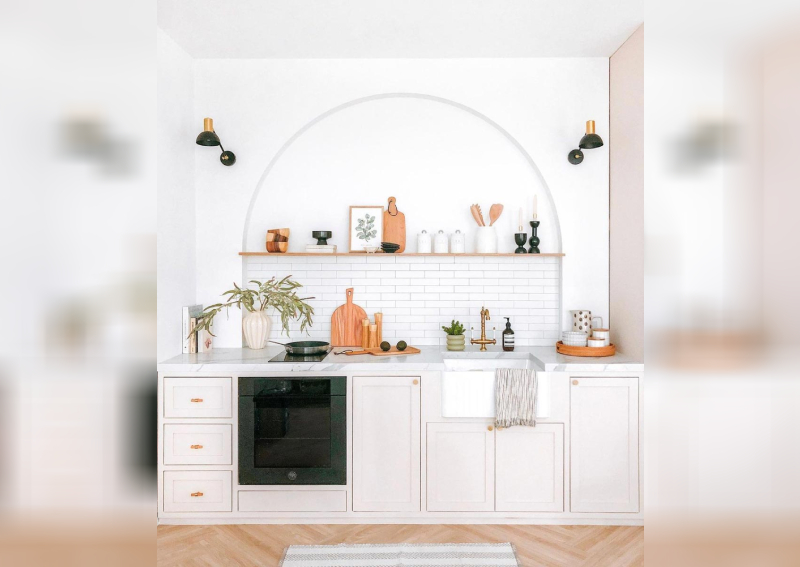 12 Tips To Make Your Small Kitchen Look And Feel Bigger Lifestyle News Asiaone
