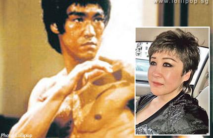 Bruce Lee did not die ...