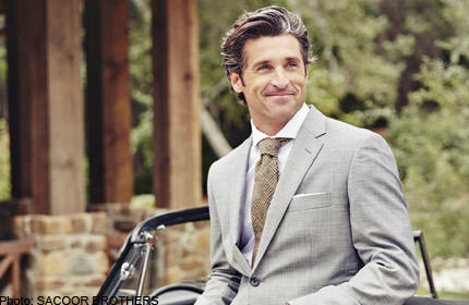 Patrick Dempsey Becoming A Dad Is Very Humbling Entertainment