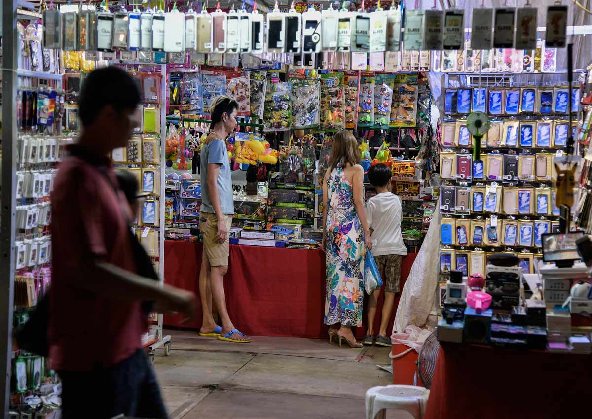 Plans to revive pasar malam: 5 night markets in Asia you should