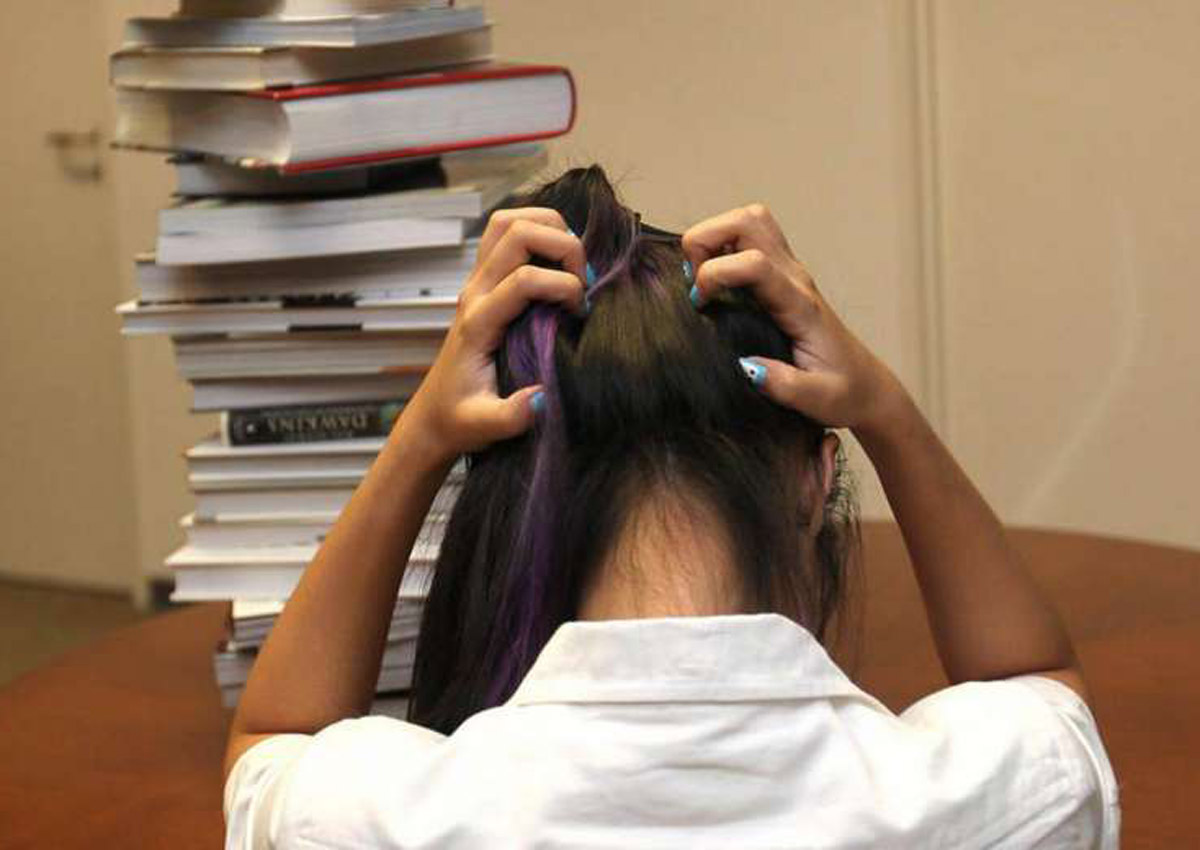 Exam stress among the young: When grades define worth