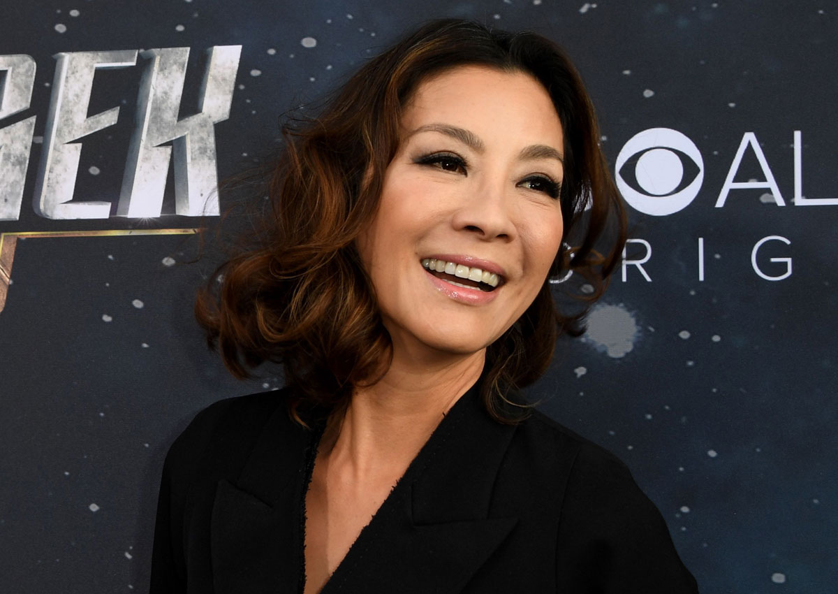 "Don't mess with Michelle Yeoh: Actress says would've ""unleashed years of martial arts training ..."