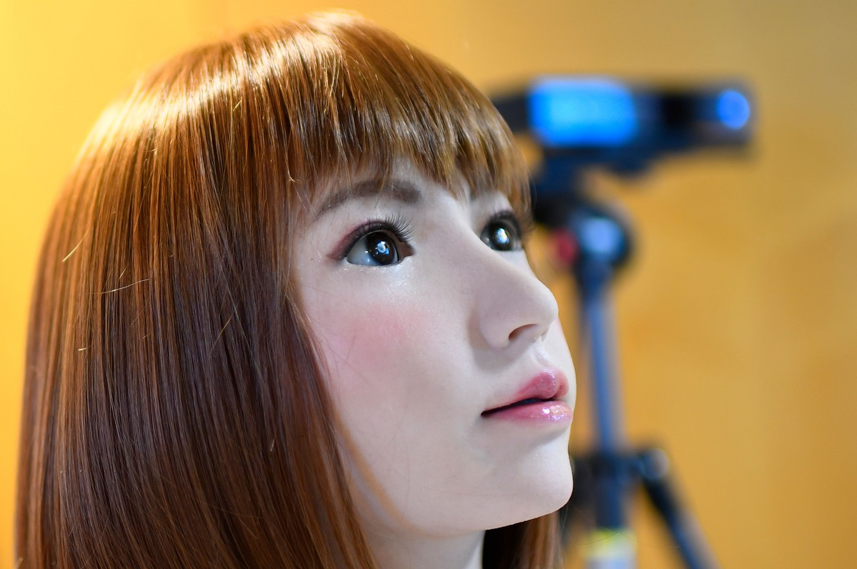 Increasingly human-like robots spark fascination and fear, Digital