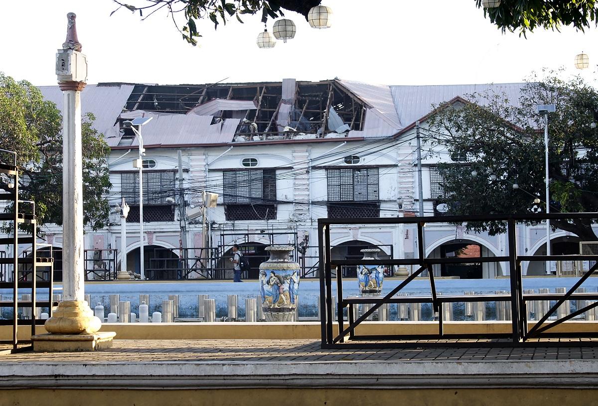 Philippines issues storm warnings ahead of destructive typhoon Yutu