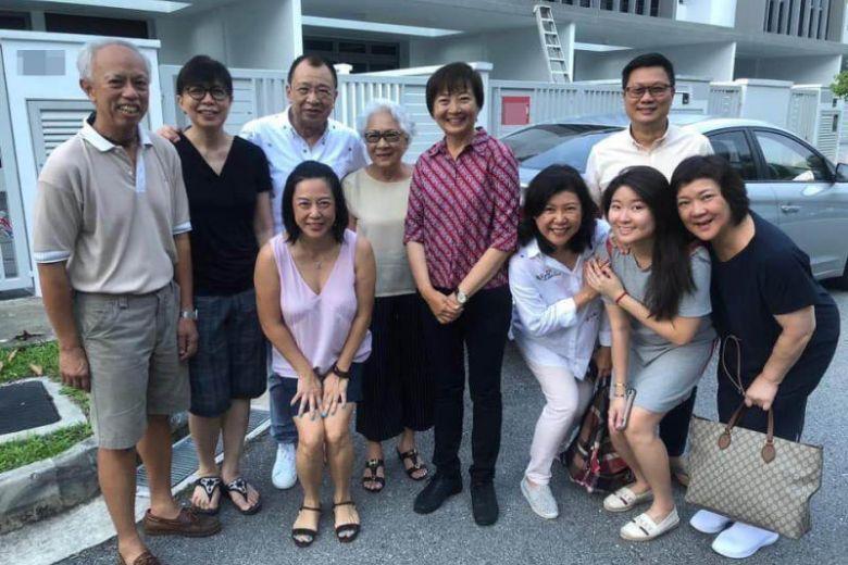 Veteran Hong Kong actor Benz Hui to become a resident of Yishun