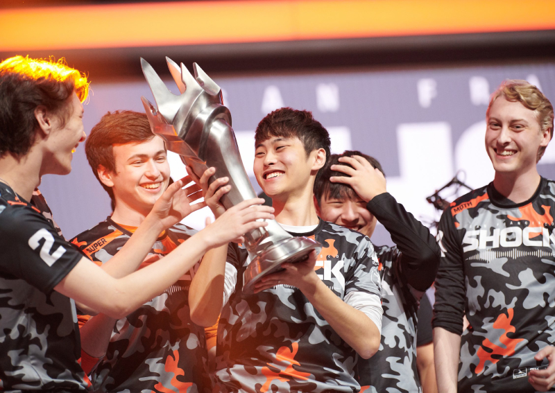 San Francisco Shock comes out tops in the Overwatch League 2019 ...