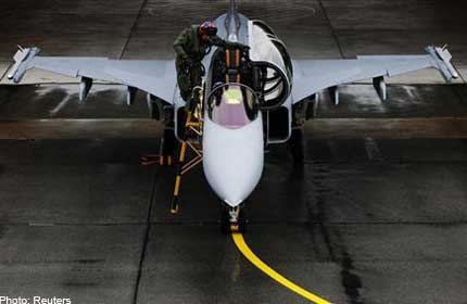 Thai Air Force to take delivery of last three Gripen fighter jets