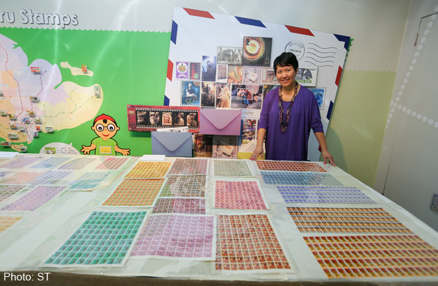 Rare stamps to go on sale, Singapore News - AsiaOne