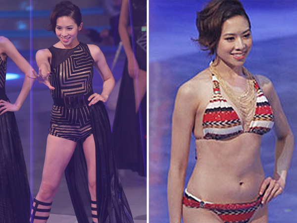 99dbfec295 A first look at the beautiful Miss Hong Kong 2014 contestants ...
