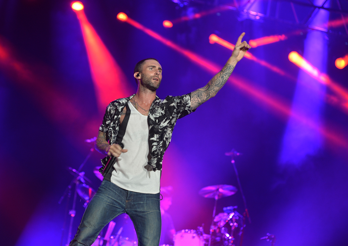 maroon 5 to return to singapore for concert in march 2019 entertainment news asiaone. Black Bedroom Furniture Sets. Home Design Ideas