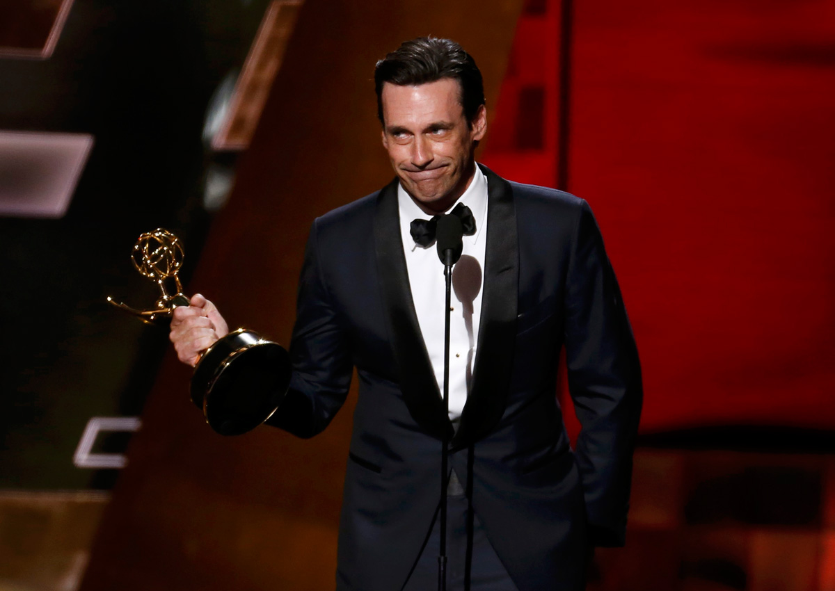 Jon Hamm Game Of Thrones Finally Win Emmys Glory Entertainment