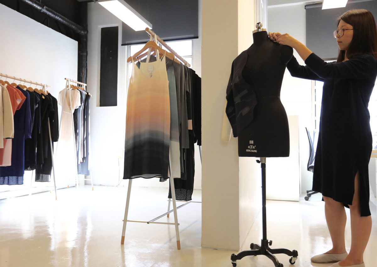 96b3986ac Local labels give shopping a new twist amid retail slump