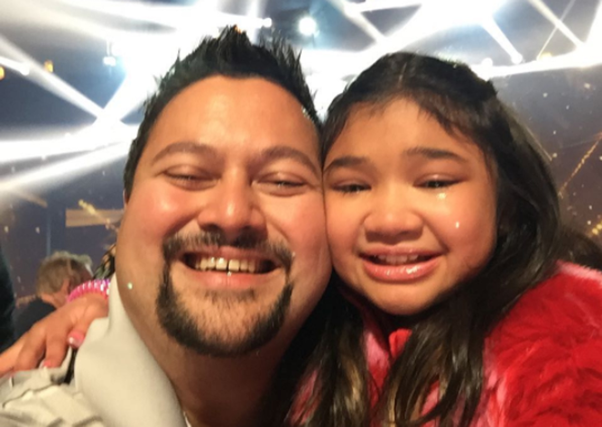 10 Year Old Filipino American Angelica Hale Is America S Got Talent Runner Up Asia Entertainment News Asiaone