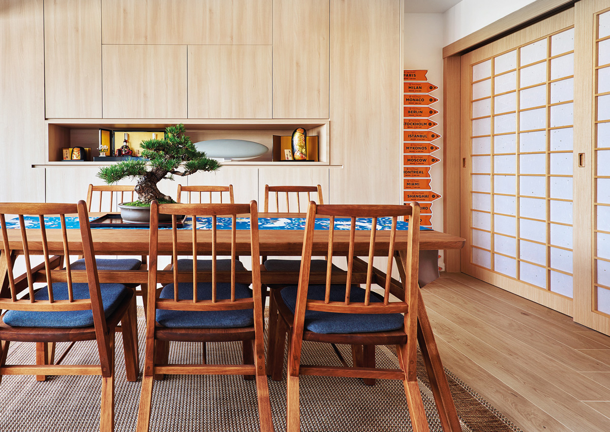 Japanese Ryokan No It S A 3 Bedroom Hdb Maisonette