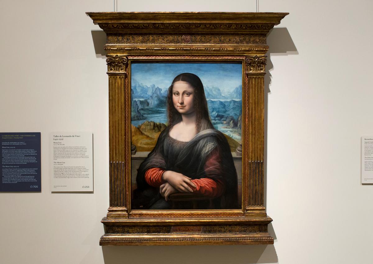 Leonardo da Vinci may have drawn Nude Mona Lisa, experts
