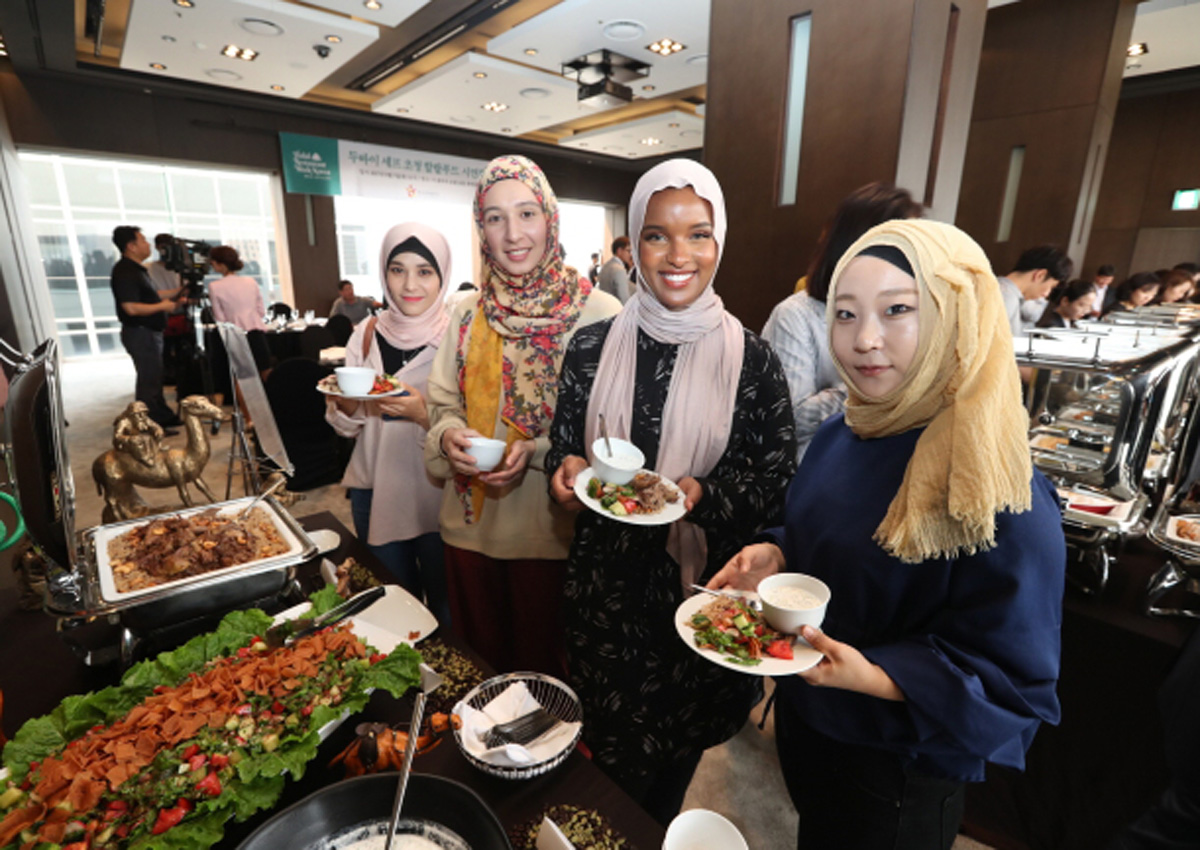 Halal Eating Not As Easy As Abc In Korea Travel News Asiaone