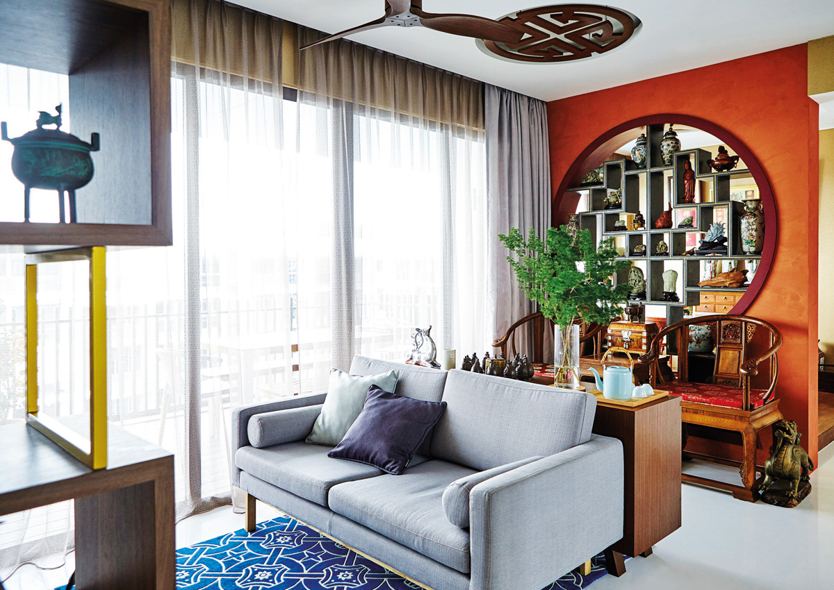 A look inside a Fengshui master\'s home , Business News - AsiaOne