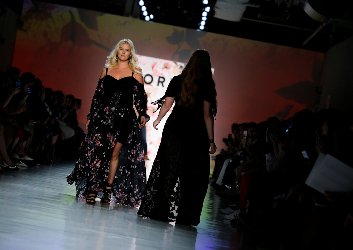 Plus Size Brand Torrid Makes Its New York Fashion Week Debut Women News Asiaone