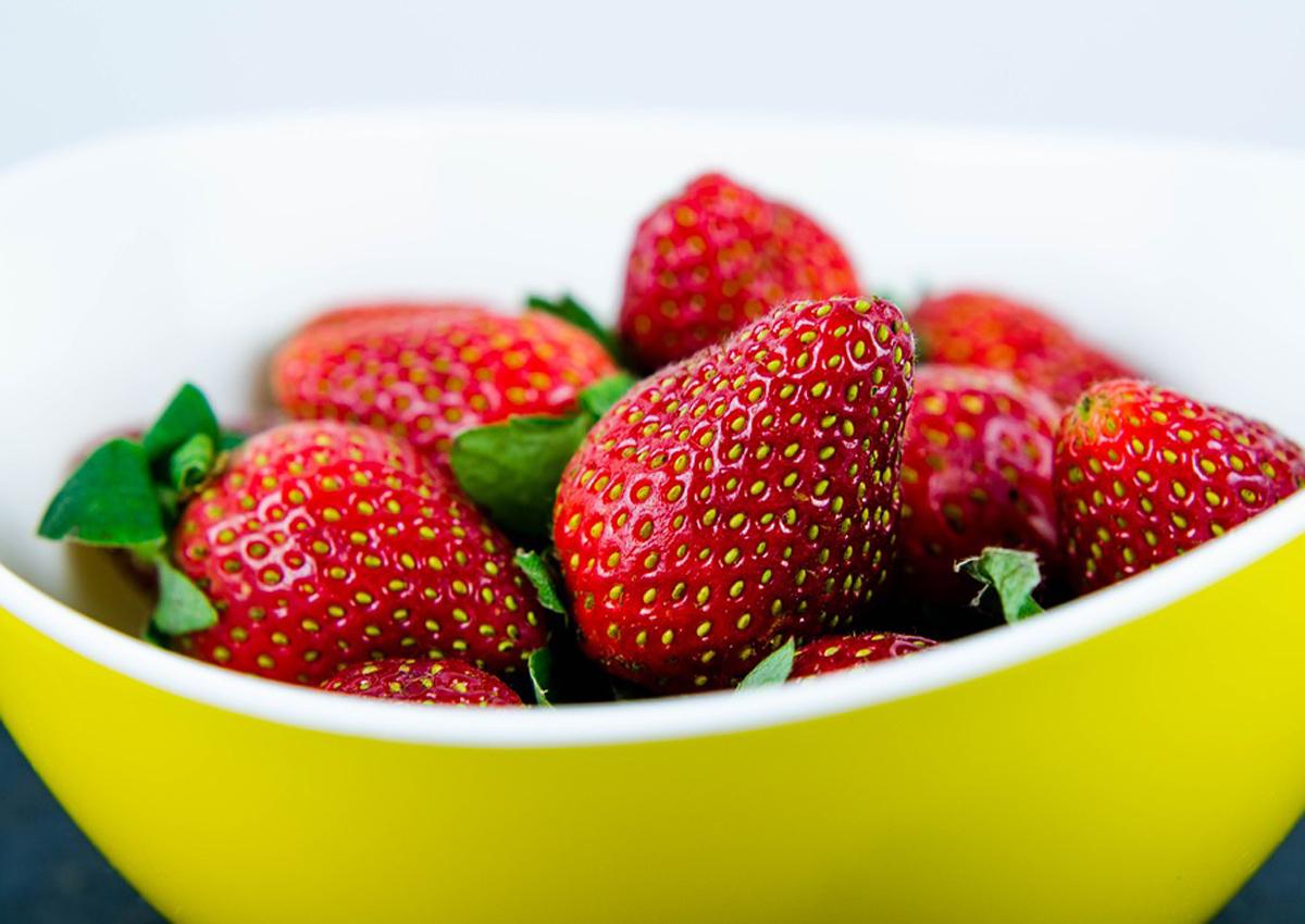 strawberry needles - photo #13