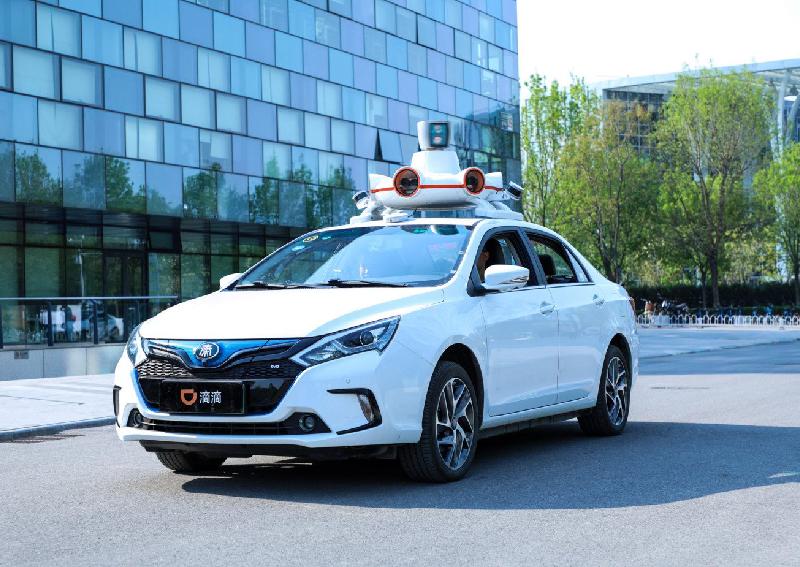 Shanghai seizes chance to showcase future mobility with robo